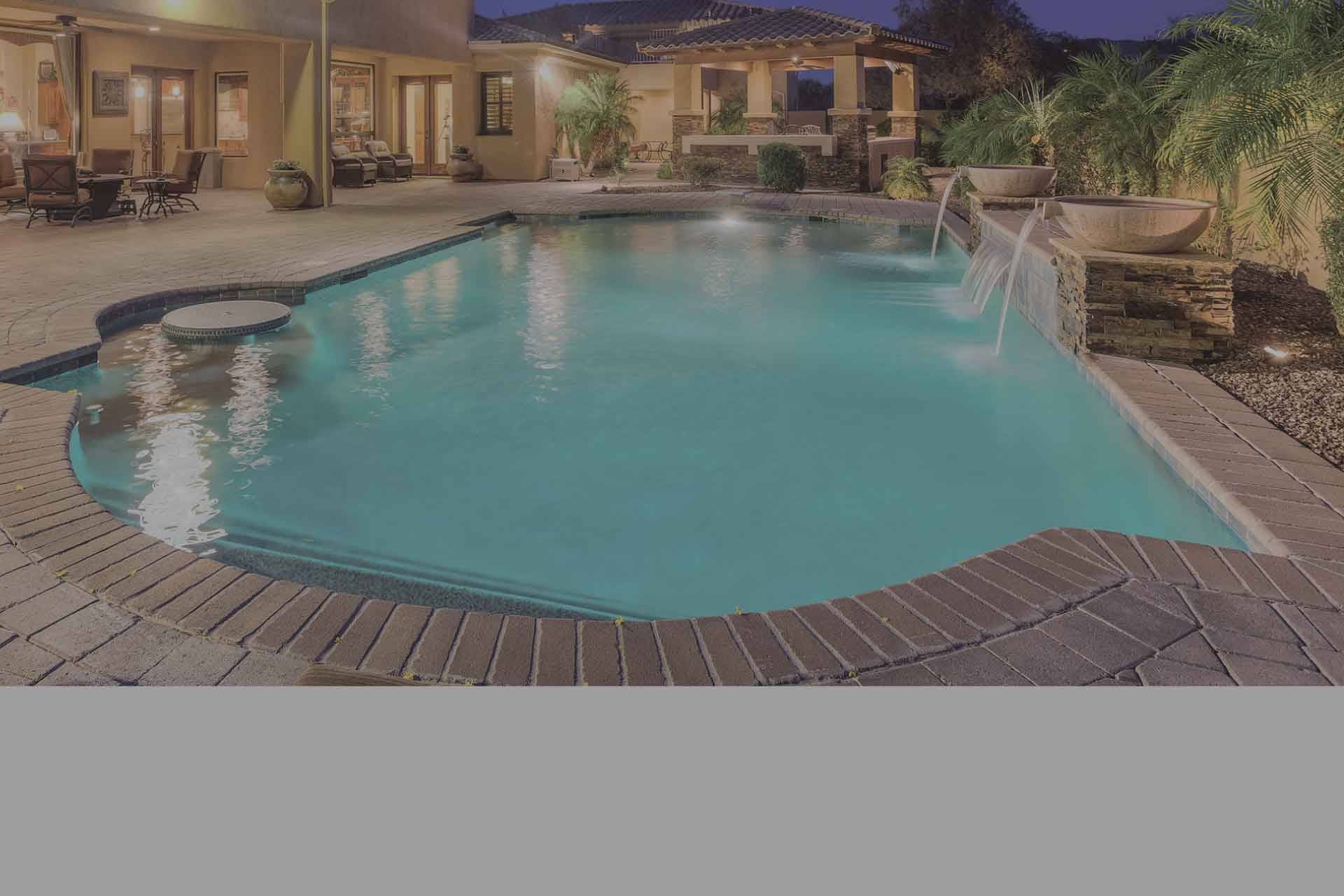 Phoenix pool builders top rated pool builder in phoenix for Top pool builders